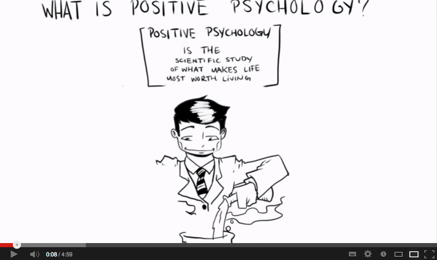 Video positieve psychologie
